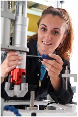 femal engineer