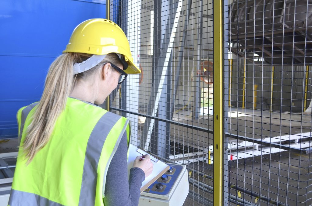 Female Engineer-  iStock_000050576810_Medium