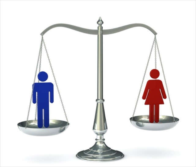 Is the gender gap starting to balance?