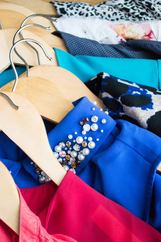 clothes on hangers iStock_000066976625_Small