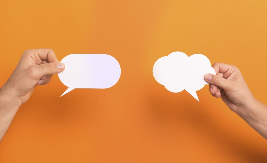 Internet Speech Bubbles - iStock_000051766762_Medium