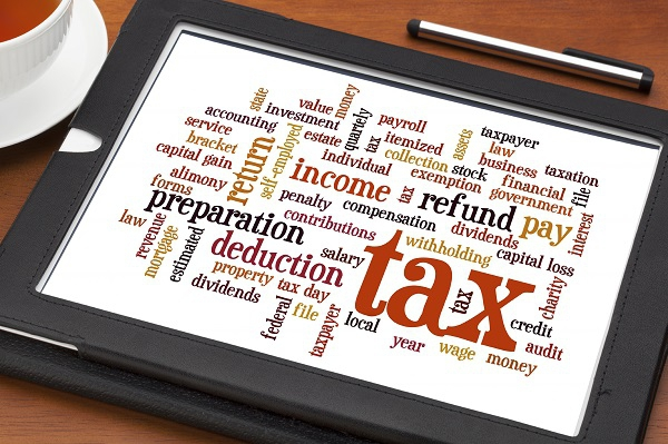 tax wordgram - iStock_000031018512_Large