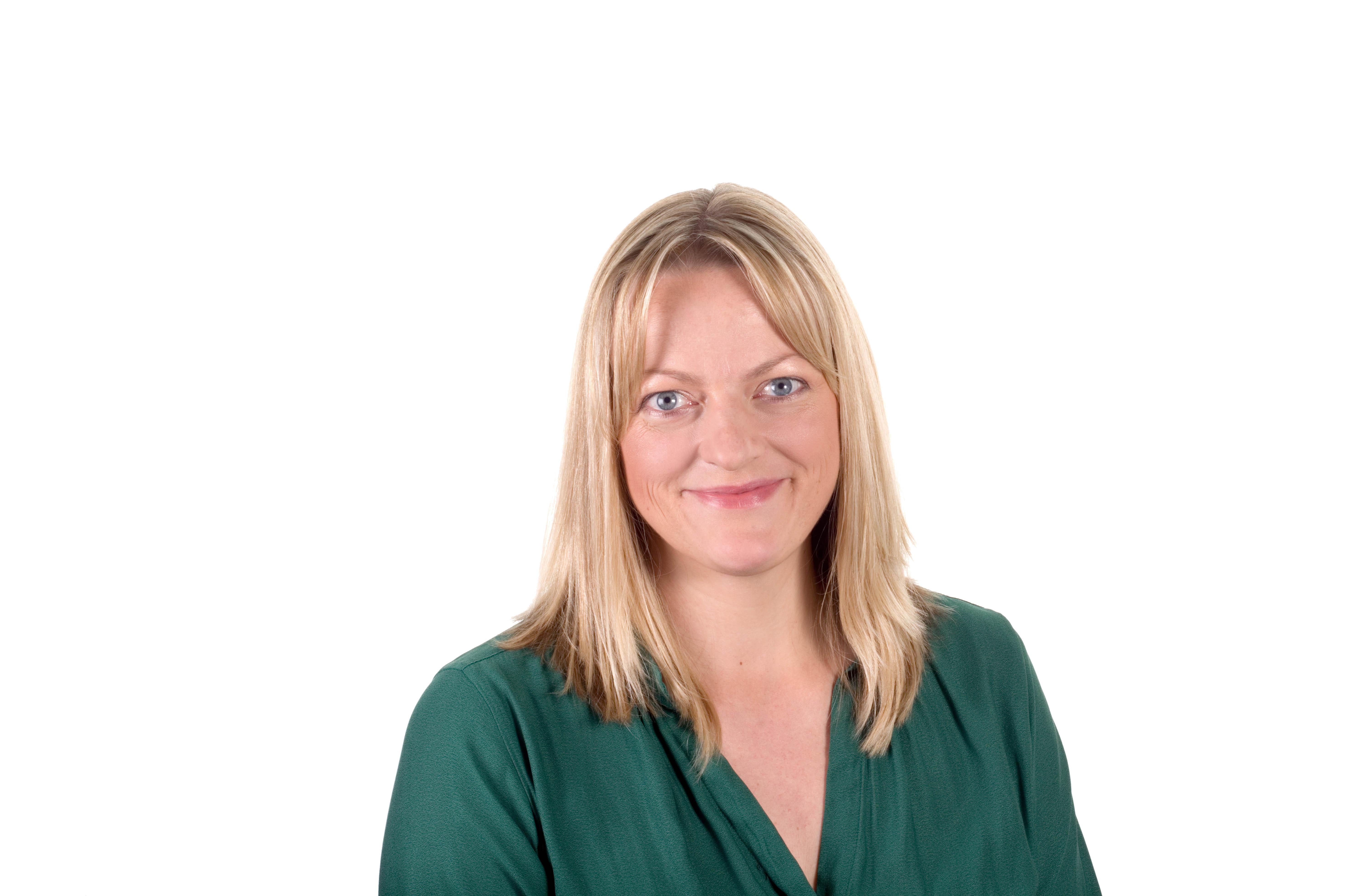 Amanda Green, ICS Business Partnership Manager