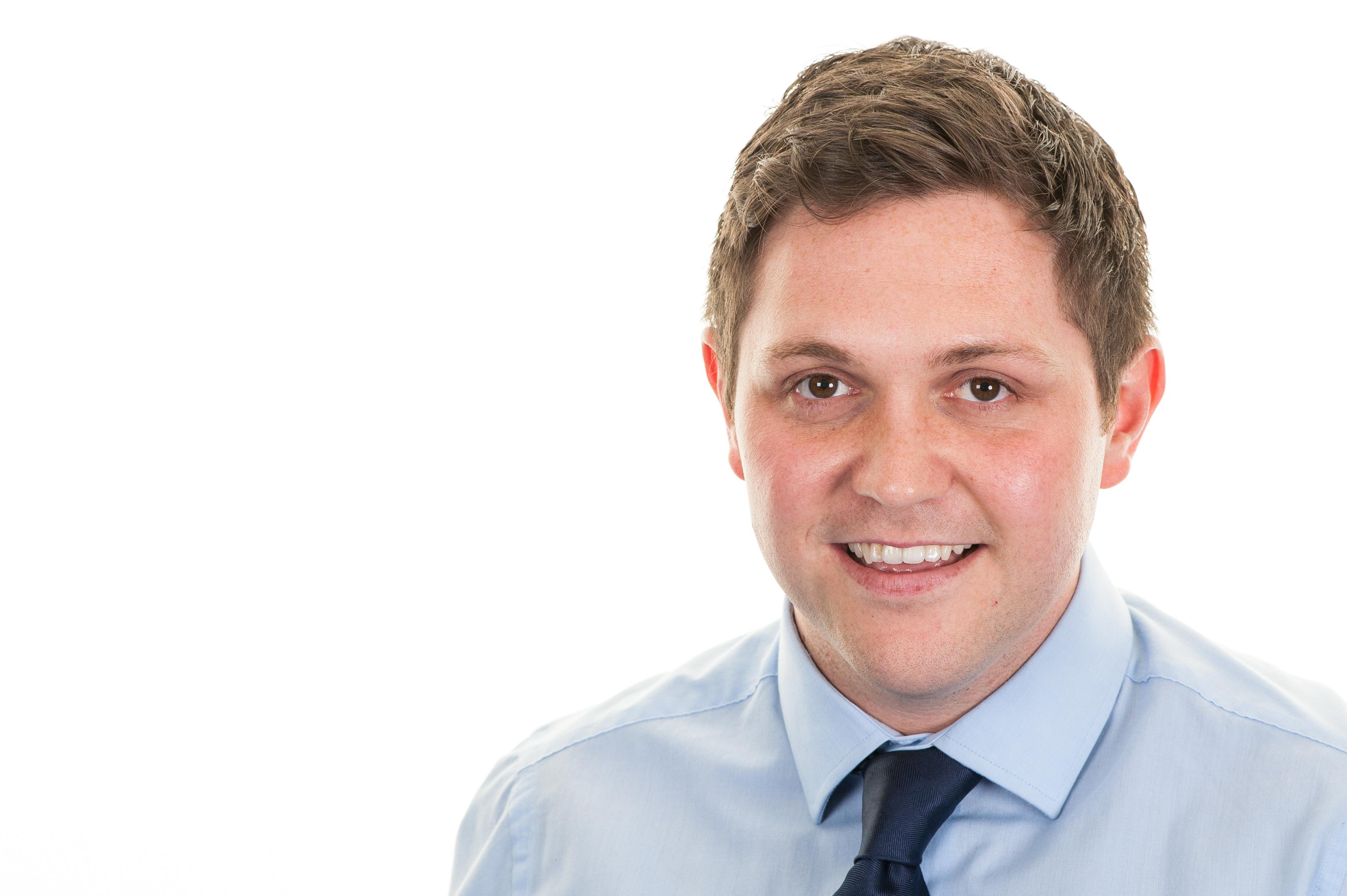 ICS Managing Director, John Lyon