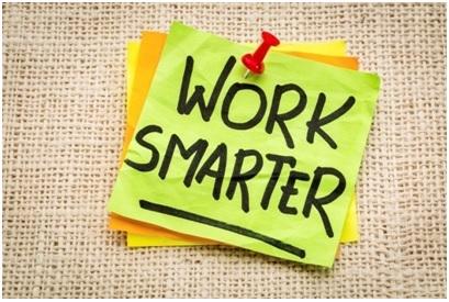 work smarter