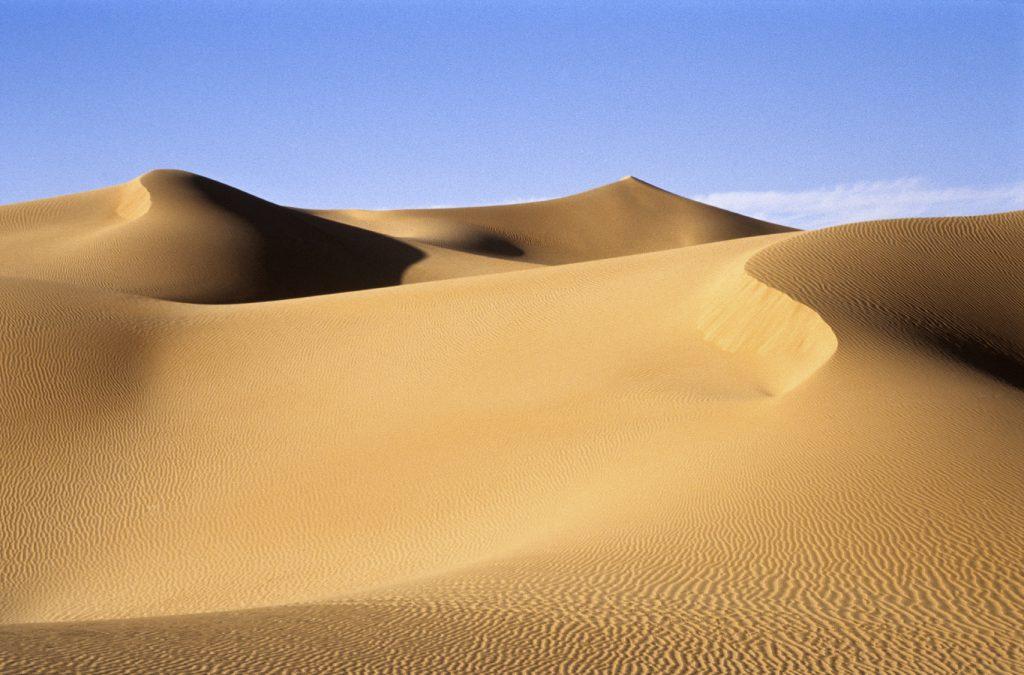Sand Dunes - iStock_000006792130_Medium