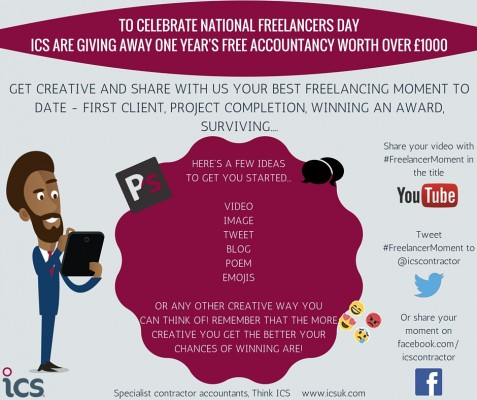 HAPPY NATIONAL FREELANCER'S DAY!