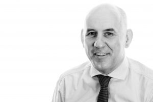 John Lyon, managing director of Lancaster-based contractor accountancy firm, ICS.