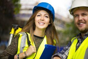 Woman Site Engineer