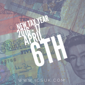 Happy New TAX Year!
