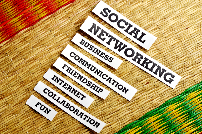 White paper tags spelling Social Networking