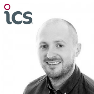 ICS Head of Compliance and Risk, Martin Hall