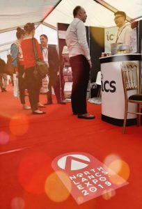 ICS at the North Lancashire Expo 2019