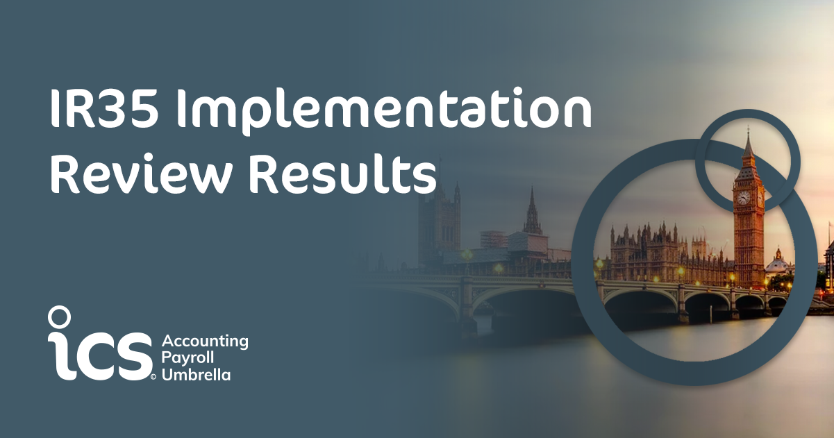 IR35 Implementation Review Results