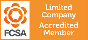 FCSA Limited Company Accredited Member